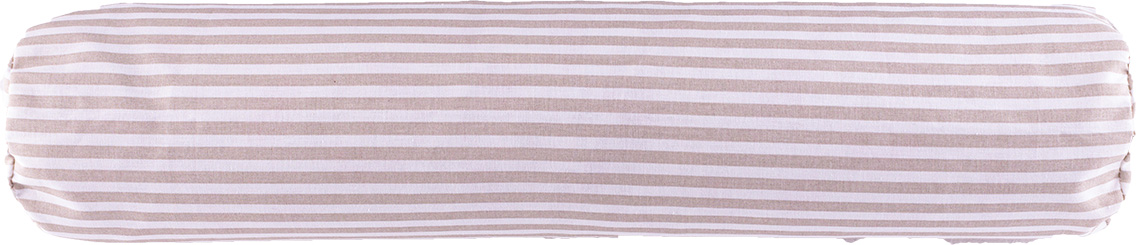 Válec Coffee stripes 45 x 8 cm